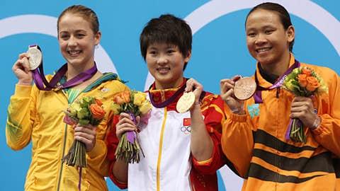 Diving – women's 10-meter platform
