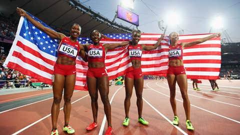 Women's 4 x 100m Relay Final