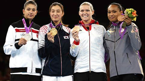67kg taekwondo - women's