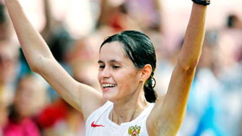 Track & field – women's 20-km race walk