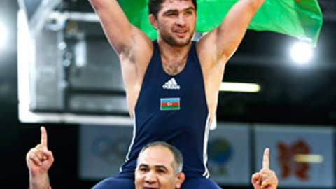 Wrestling – men's 84-kg freestyle