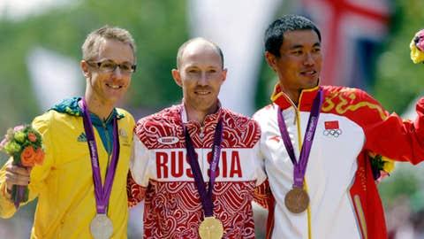 Track & field – 50-kilometer race walk
