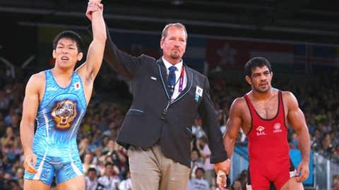 Wrestling – men's 66-kilogram freestyle