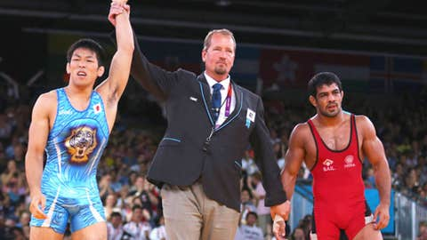 Wrestling – men's 66-kilogram freestyle
