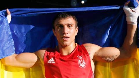 Boxing – men's lightweight