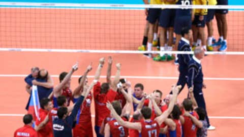 Volleyball – men's