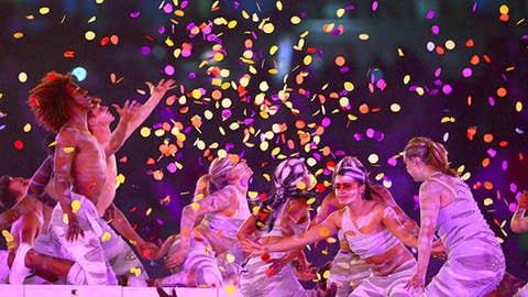 Each dancer an event