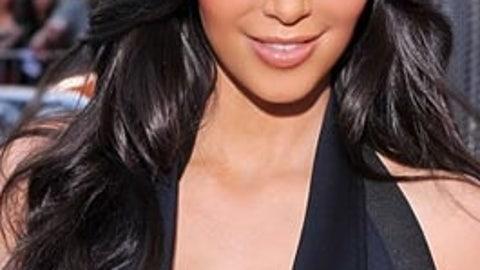 No. 42 Kim Kardashian