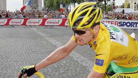 Floyd Landis (Photo credit should read JACK GUEZ/AFP/Getty Images)