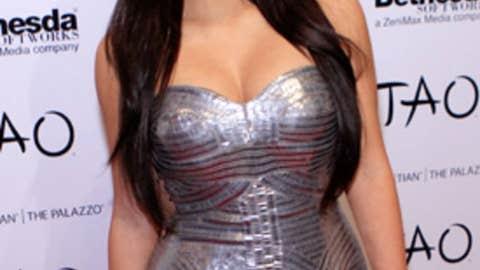 No. 45 Kim Kardashian
