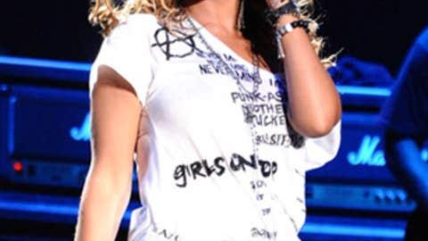 No. 23 Beyonce