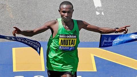 Image: Geoffrey Mutai of Kenya (© Charles Krupa/AP)