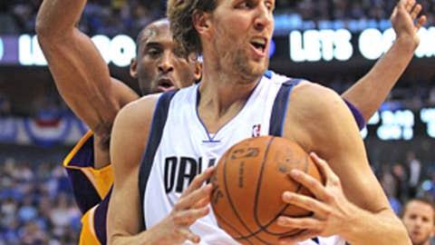 NBA champs KO'd