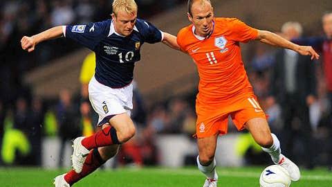 Arjen Robben, Netherlands