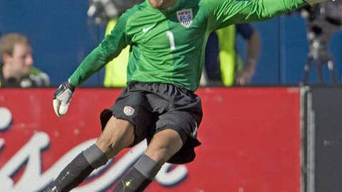 Tim Howard, U.S.A.