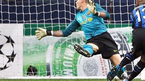 Defender: Maicon, Inter Milan