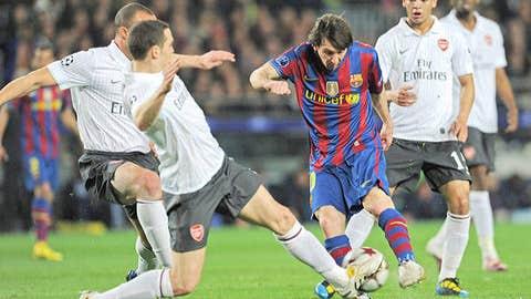 Defender: Thomas Vermaelen, Arsenal