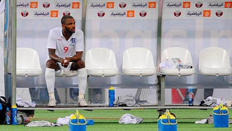 ENGLAND: Darren Bent -- IN