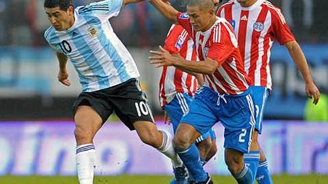 ARGENTINA: Juan Roman Riquelme -- OUT