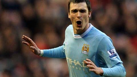 ENGLAND: Adam Johnson -- IN