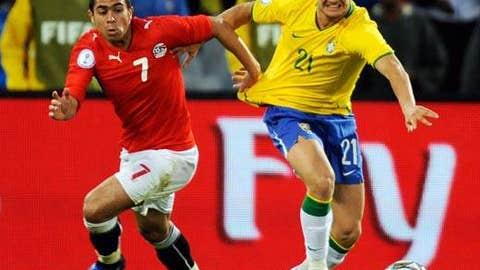 BRAZIL: Pato -- OUT