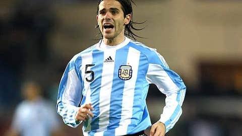 ARGENTINA: Fernando Gago -- OUT