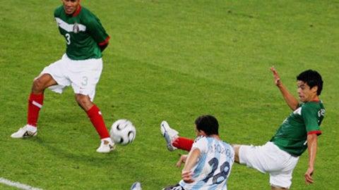 Maxi's wonder goal vs. Mexico