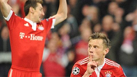 Bayern's attack