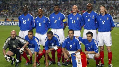 France, 2002
