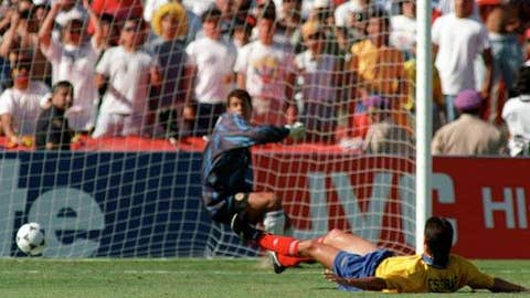U.S. over Colombia, 1994