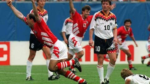 Bulgaria over Germany, 1994