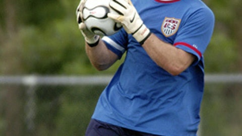 Marcus Hahnemann - Goalkeeper
