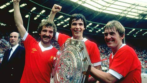 Aug 17, 1977 at Wembley, Charity Shield, 0-0 (title shared)