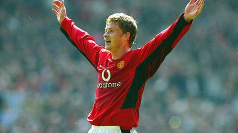 April 5, 2003 at Old Trafford, Manchester wins 4-0