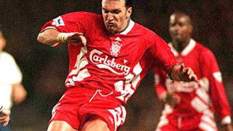 Jan 4, 1994 at Anfield, 3-3 draw