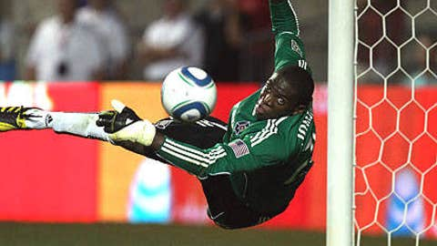 Sean Johnson, G, Chicago Fire