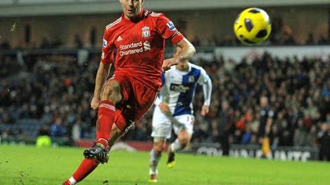 Steven Gerrard, M, Liverpool