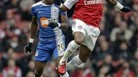 Alex Song, M, Arsenal