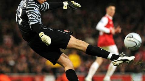 Wojciech Szczesny, G, Arsenal