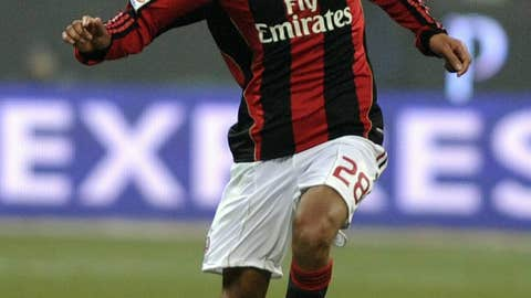 Urby Emanuelson, LCM, Milan