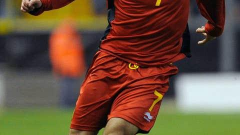 Eden Hazard, F, Lille