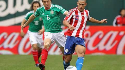 Gerardo Torrado (left), M, Cruz Azul/Mexico