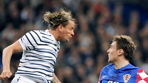Philippe Mexes, RCB, Milan