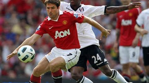 Michael Owen, F, Manchester United/England