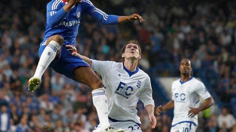 John Obi Mikel, MF, Chelsea
