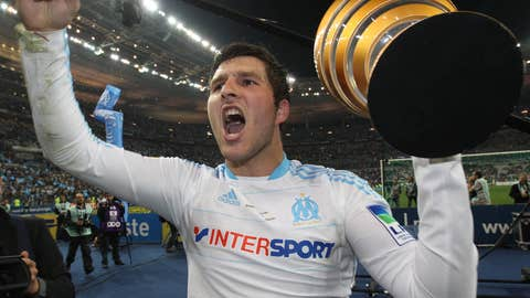 Andre Pierre Gignac, F, Marseille