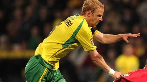 Zak Whitbread, Norwich City