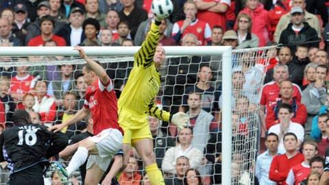 Brad Friedel, Aston Villa (England)