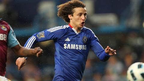 David Luiz, RCB, Chelsea
