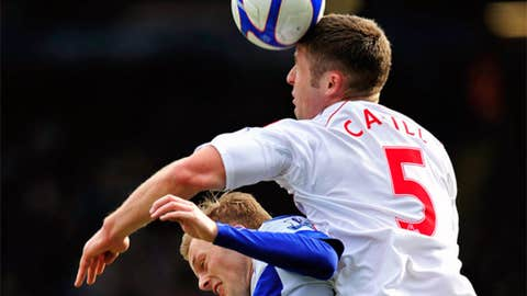 Gary Cahill, RCB, Bolton Wanderers
